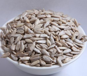 Sunflower seed kernels(Confectionary)